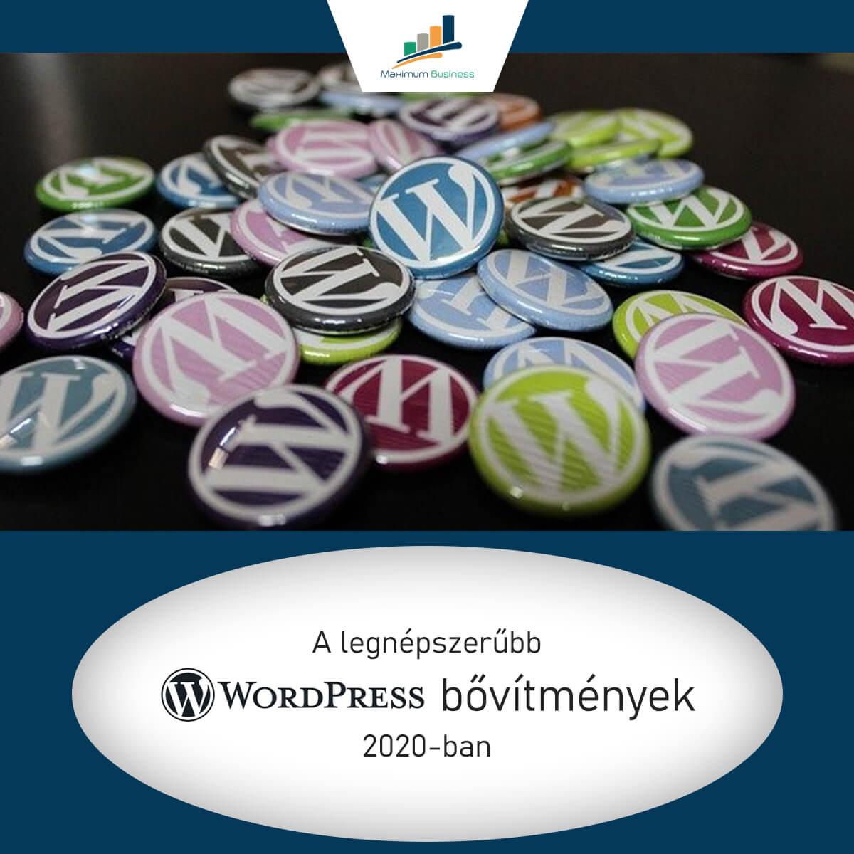 wordpress bővítmények