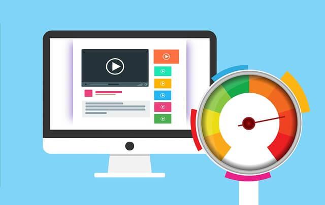 weboldalak betöltődési sebessége