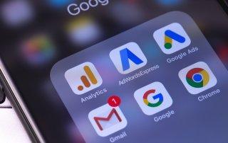 gmail hirdetés