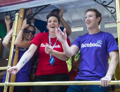 A Facebook még mindig folyamatosan növekszik