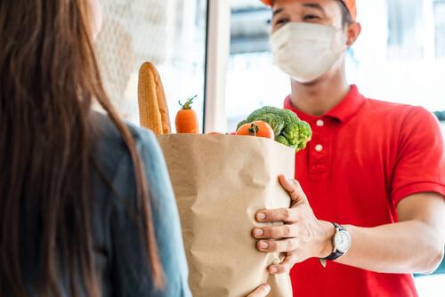 online élelmiszer vasárlás