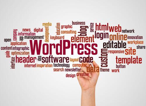 wordpress weblap karbantartás
