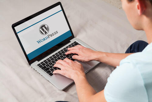 wordpress weboldal karbantartása