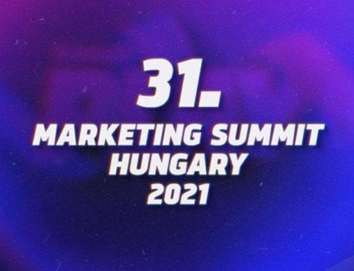 Előadóként a Marketing Summit Play-en